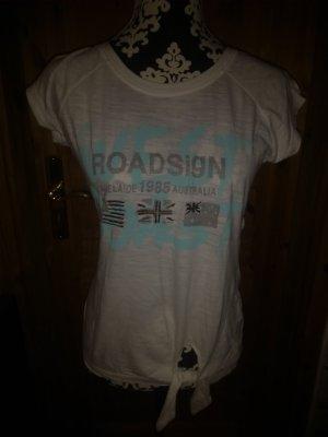 T-Shirt roadsign Größe S
