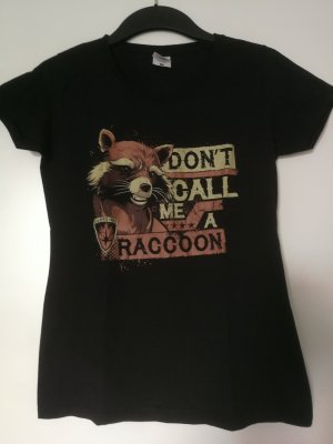 T-Shirt Rocket Raccoon von Guardians of the Galaxy Gr. M