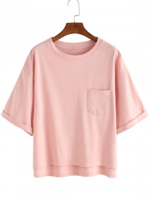 T-Shirt - Rose - Einheitsgröße