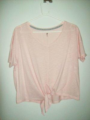 T-Shirt rose von H&M Sport