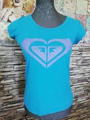 Roxy Sports Shirt light blue