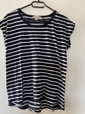 T-Shirt S Michael Kors gestreift