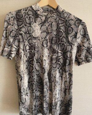 T-Shirt Schlangenprint