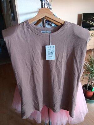 T-Shirt Schulterpolster