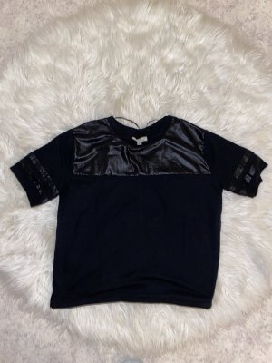 T-shirt schwarz gr. M