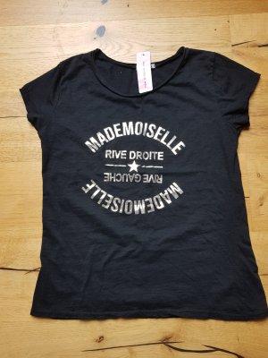 T-Shirt schwarz Gr M Neu