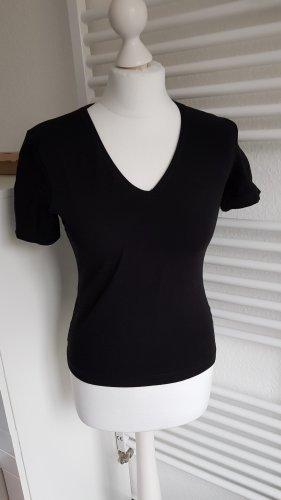 T-Shirt, schwarz, Gr. S
