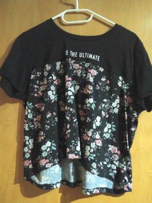 New Yorker Cropped shirt veelkleurig