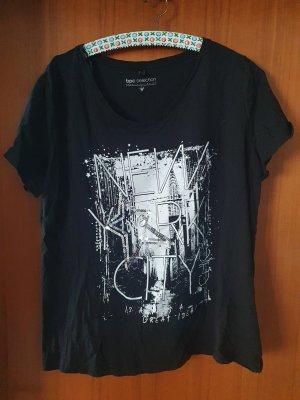 bpc bonprix collection T-shirt czarny