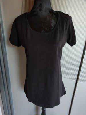 T-Shirt schwarz Spitze Gina Benotti