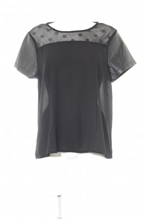 T-Shirt schwarz Street-Fashion-Look