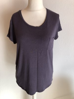 About You T-shirt gris violet-gris lilas