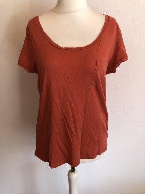 Benetton T-shirt czerwony