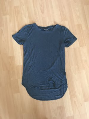Minimum T-shirt bleu pétrole