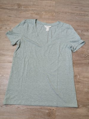T-Shirt shirt S Forever21 mint grün