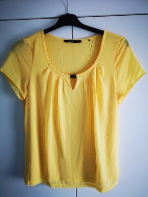 T-shirt sonnengelb