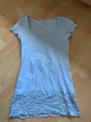Only T-shirt jasnoniebieski