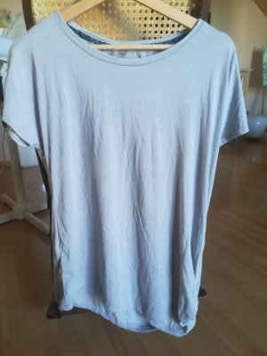 active T-shirt de sport gris clair