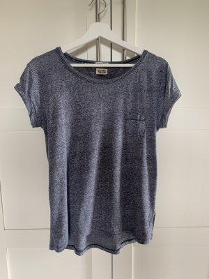 T-Shirt Tommy Hilfiger Denim blau