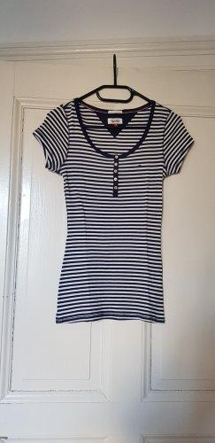 T-Shirt Tommy Hilfiger gestreift