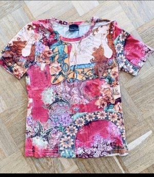 Tristano Onofri Basic Top multicolored cotton