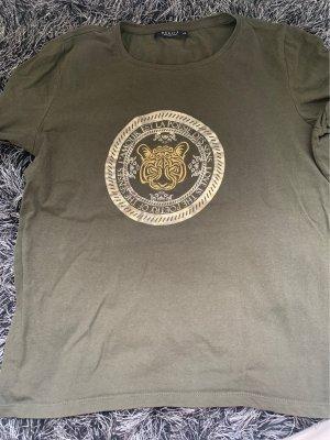 Mohito T-Shirt gold-colored-khaki