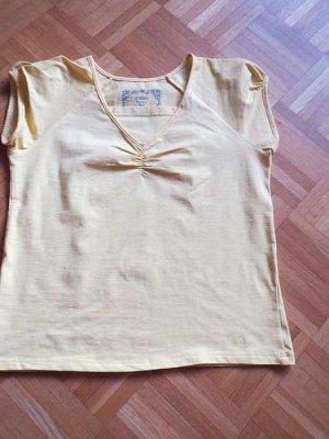 T-Shirt, V-Ausschnitt, Gr.42/M, neu