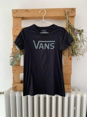Vans Camiseta negro-gris claro