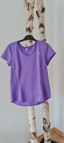 Kalenji T-shirt lilla