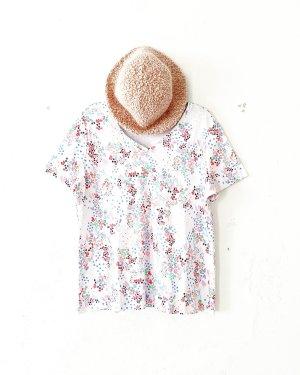 t-shirt • vintage • streublumen • bohostyle • basics