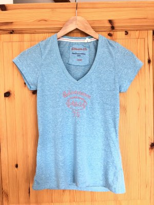 Adenauer & Co T-shirt turquoise