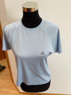 Adidas Sports Shirt baby blue