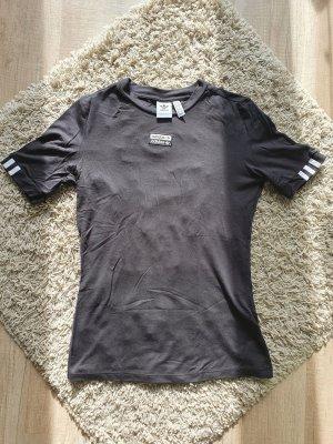 Adidas Originals Sportshirt zwart Modal