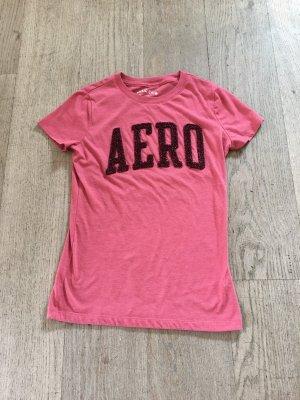 Aeropostale T-shirt rouge clair