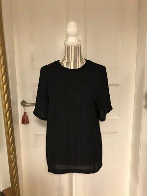 American Vintage T-shirt zwart