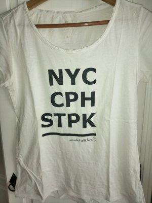 T-shirt von campus