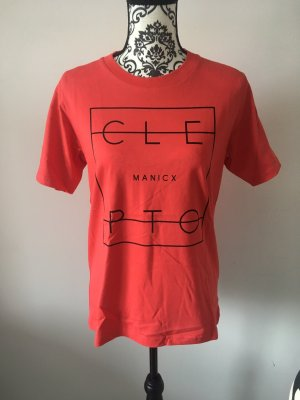 Cleptomanicx T-Shirt multicolored