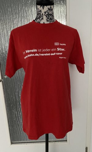 T-shirt von der DE Bahn