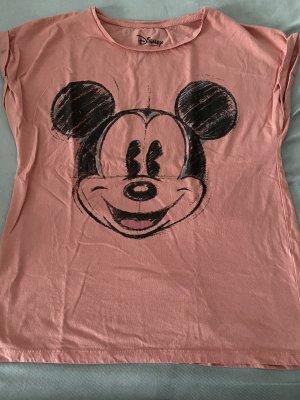 Disney Print Shirt pink