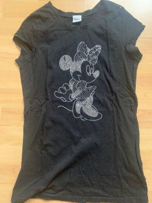 Disney T-Shirt black cotton