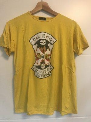 T-Shirt von dutch gelb