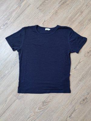 Filippa K Top básico azul oscuro