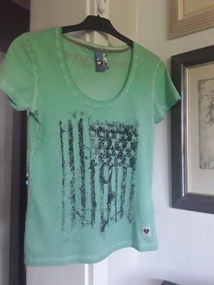 T-Shirt von Frieda & Freddies New York