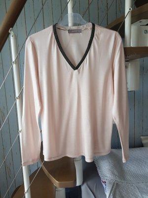 Gustav V-Neck Shirt dusky pink