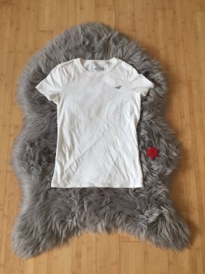 Hollister T-shirt biały