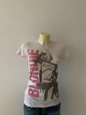 """T-Shirt von Junk Food, """"Blondie"""", hellrosa, Größe M"""