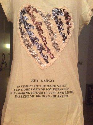 T-Shirt von Key Largo