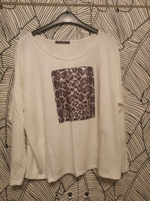 laurel jeans Camisa holgada blanco