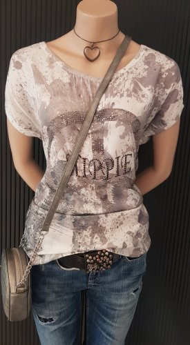 Lindsay Moda T-Shirt beige