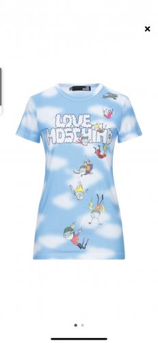 T-Shirt von Love moschino